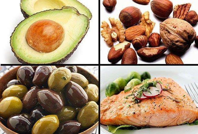fat you eat matters