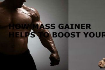 how mass gainer helps to boost your weight