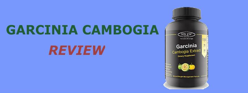 Sinew Garcinia Cambogia Extract Review - Fitnessgenie