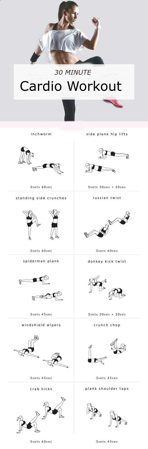 30 Minute-cardio-Workout