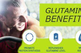Glutamine-benefits