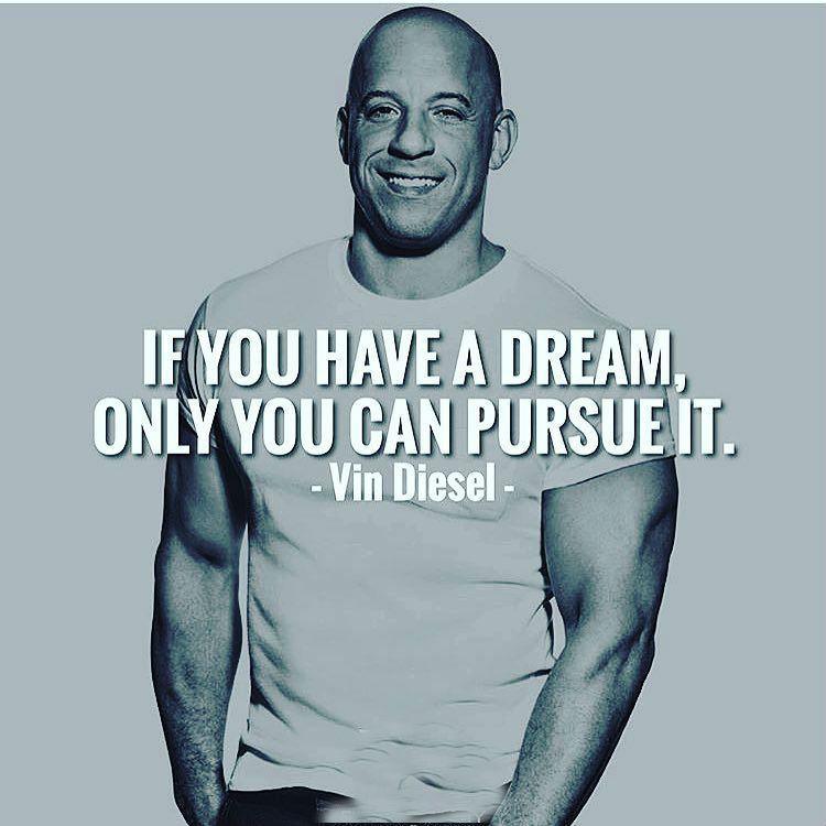 Vin Diesel Motivation